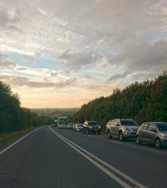 North Devon : The A361