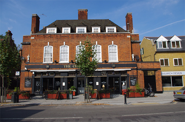 The Cherry Tree, East Dulwich
