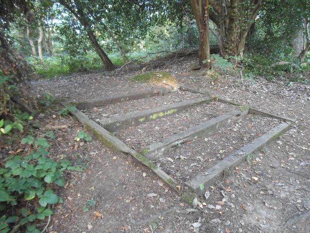 Steps on Hampstead Heath Extension