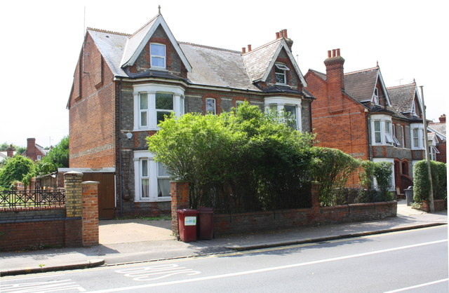 Nos. 98 and 96 Wokingham Road