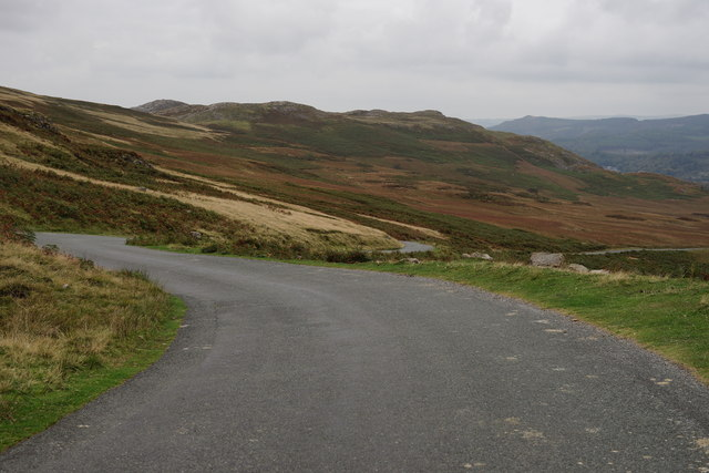 The Road to Eskdale