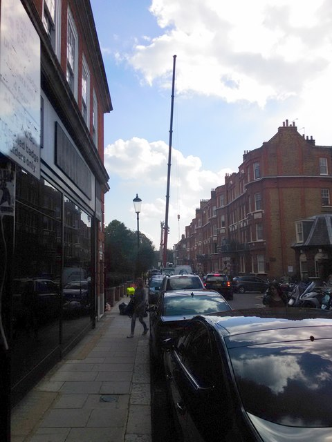 Allen Street, Kensington