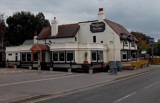 The Waggon & Horses, Lymington