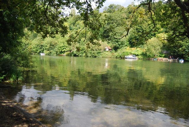 Cliveden Deep, River Thames