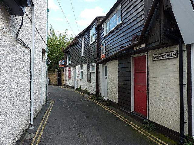 Skinners Alley