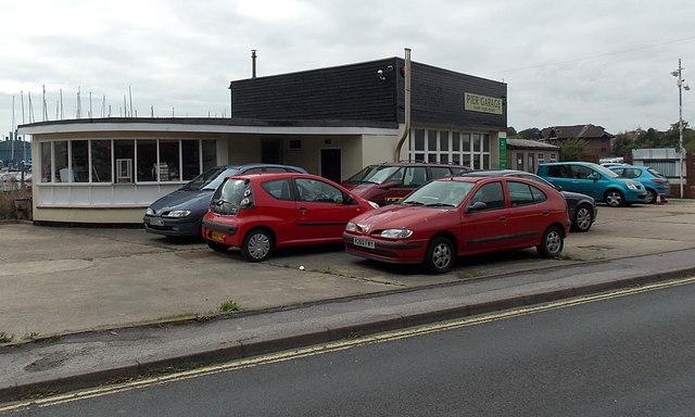 Pier Garage, Lymington