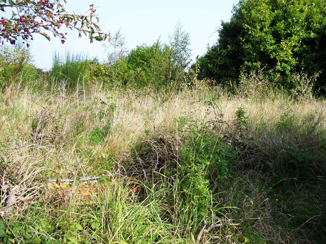 Vacant plot, Station Road
