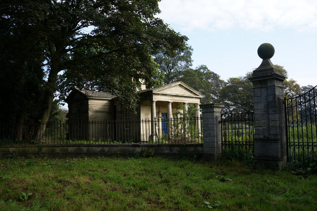 New Lodge at Kirby Hall Estate, Little Ouseburn