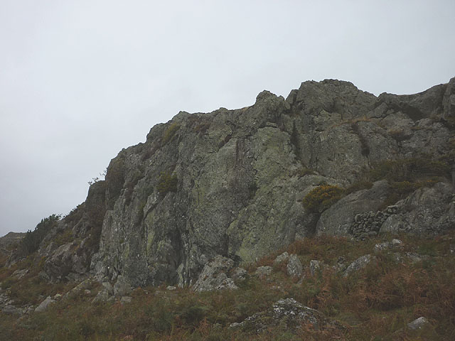 Dropping Crag ('Stonestar South')