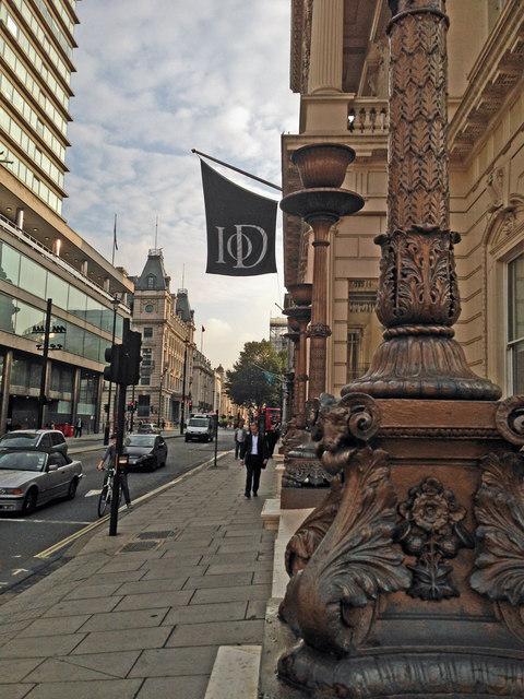 IOD (Institute of Directors) HQ Pall Mall London