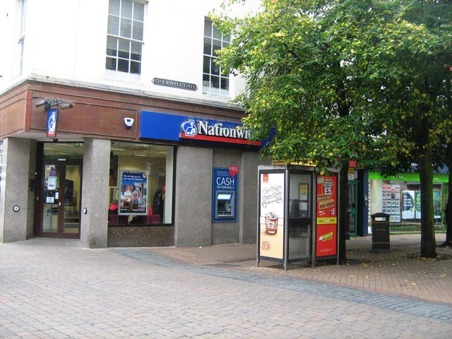 Nationwide, Stockwell Gate