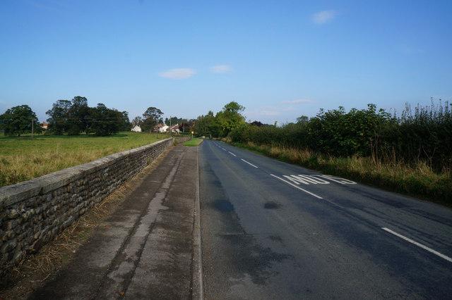 Main Street towards Great Ouseburn