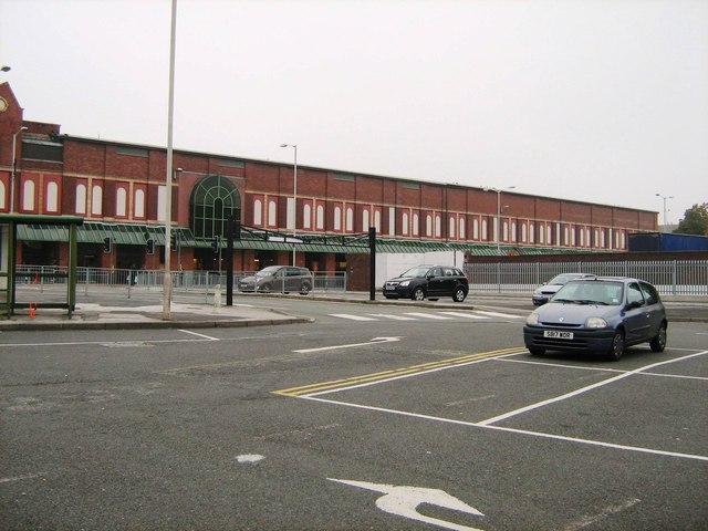 Former Bus Station