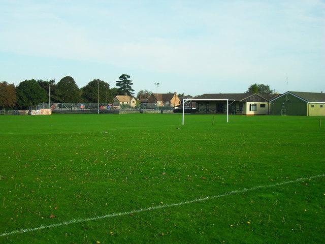 Recreation ground, Haddenham