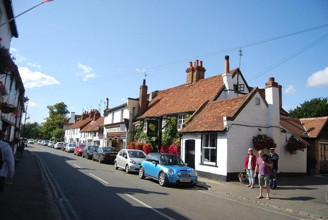 High St, Cookham