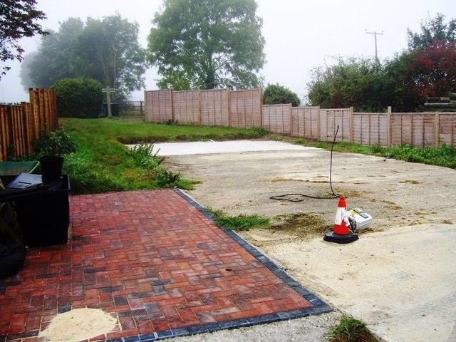 Vacant plot, Brick Kiln Caravan Park