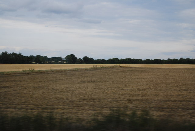 Farmland near Langford