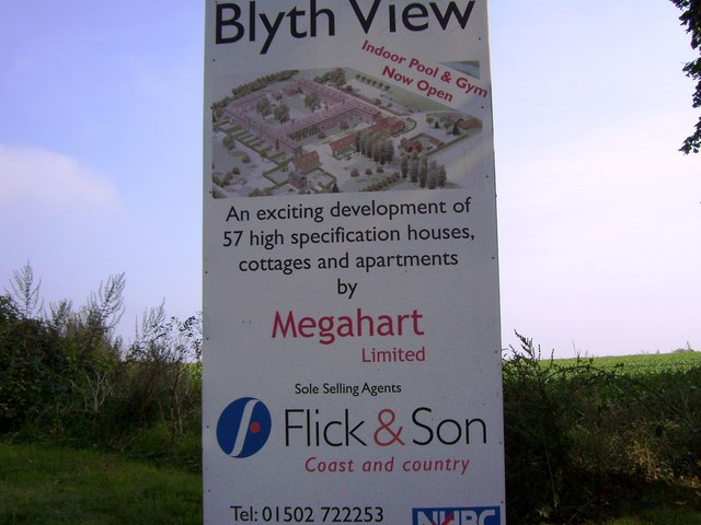 Blyth View, Residential Development