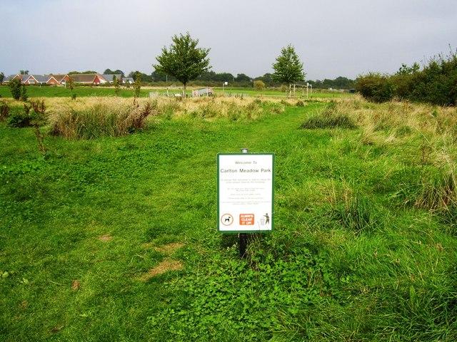 Carlton Meadow Park