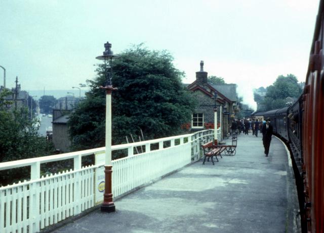 Haworth station, KWVR