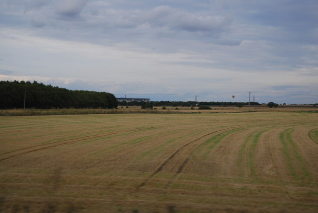 Flat land, Holme Green