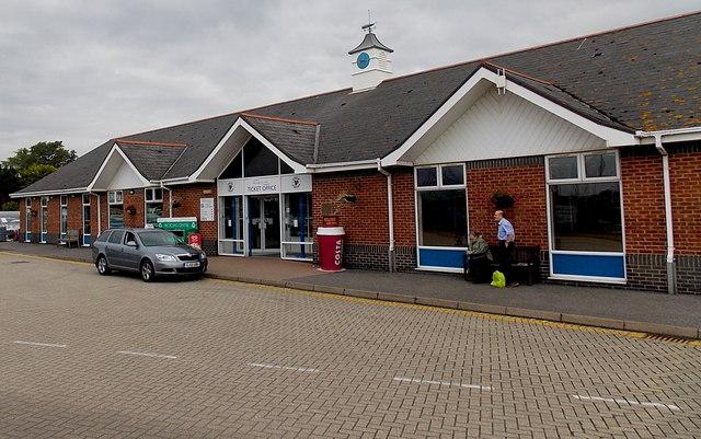 Wightlink ticket office, Lymington Pier