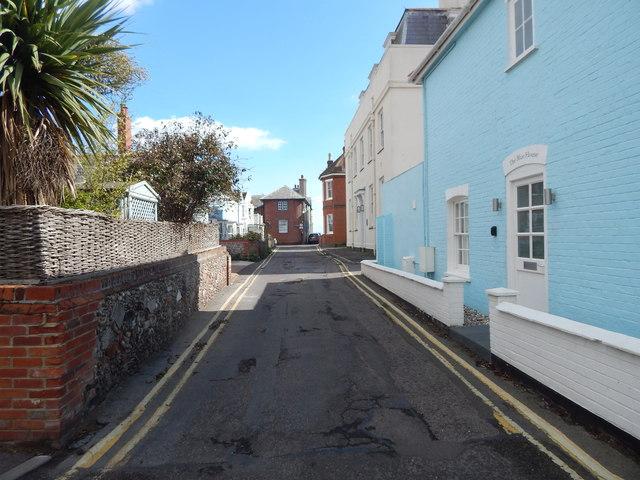 Hertford Place, Aldeburgh