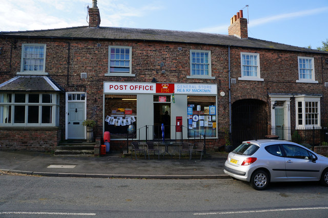 Post Office and General Store, Great Ouseburn