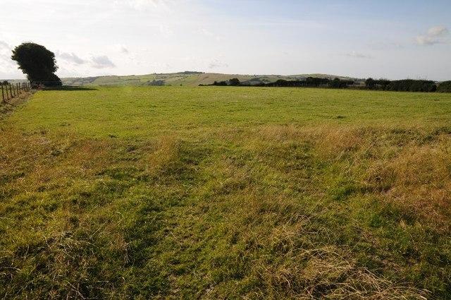 Farmland near Penrhos