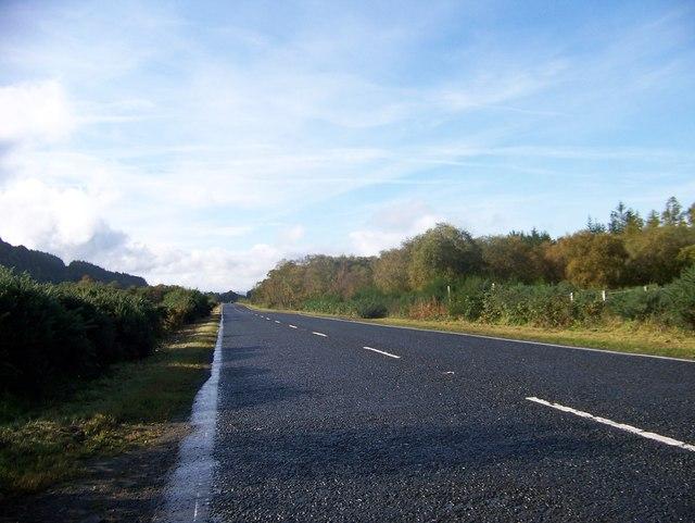 A828 near Benderloch