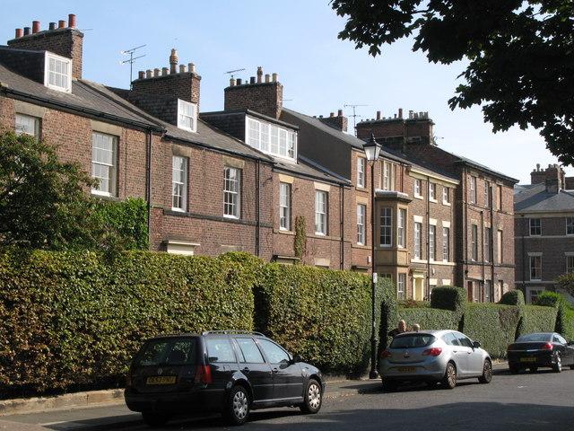 Tynemouth Terrace, NE30