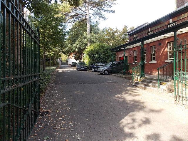 Archery Lane, Winchester