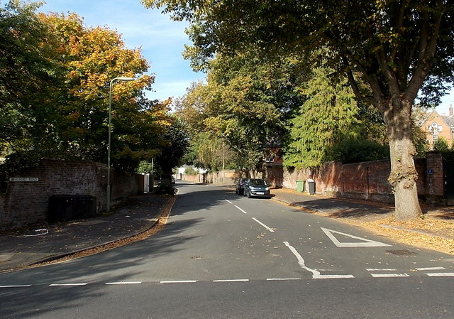 Beaufort Road, Winchester