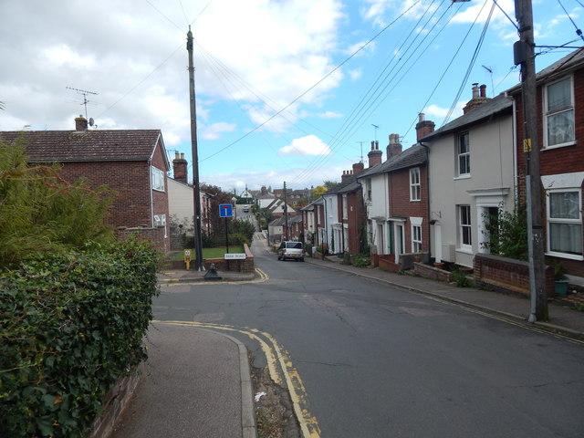 Queen's Road/Park Road Junction