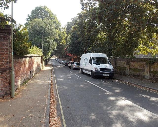 Romans Road, Winchester