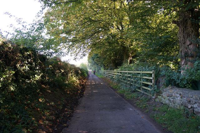Church Field Lane, Great Ouseburn