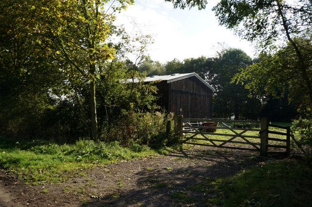 Barn on Church Field Lane, Great Ouseburn