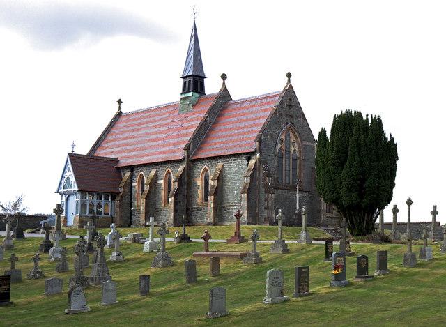 Church at Challoch