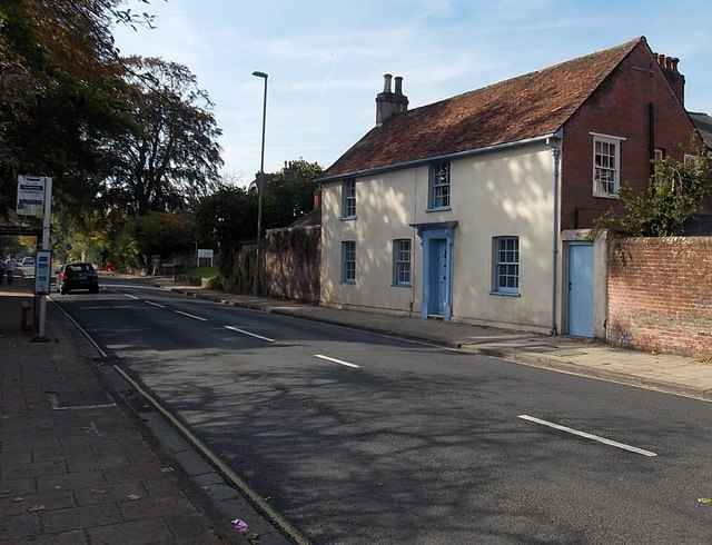 The Old Farmhouse, St Cross Road, Winchester