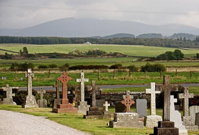 Graveyard at Challoch