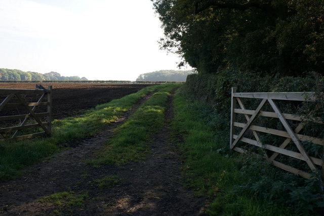 Mill Lane off Boat Lane