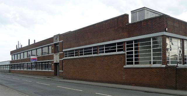 500 London Road, Derby