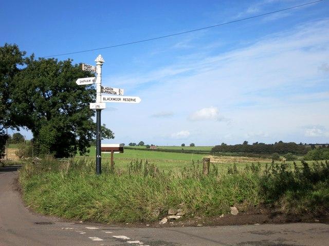 Crossroads at Charterhouse