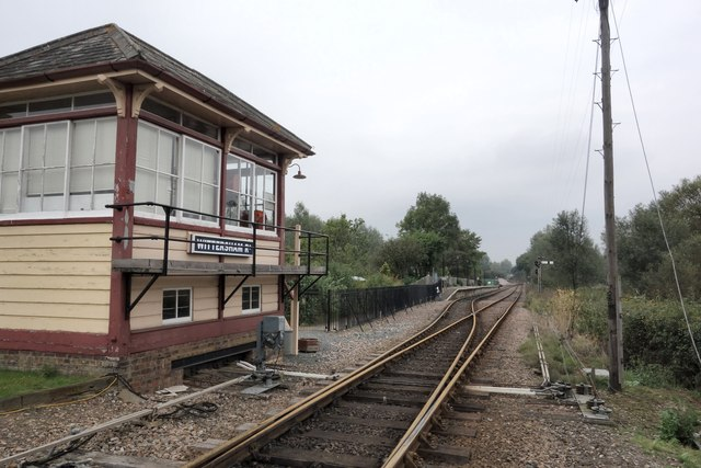 Wittersham Road Station