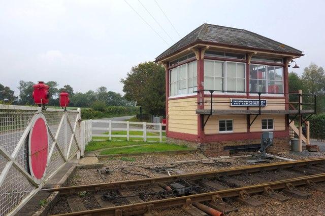 Wittersham Road Signal Box
