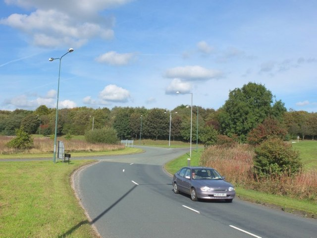 A577 Stannanought Road, Skelmersdale