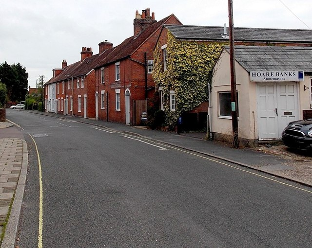 Belmore Lane, Lymington