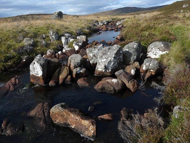 The Allt na Lùibe, Sutherland