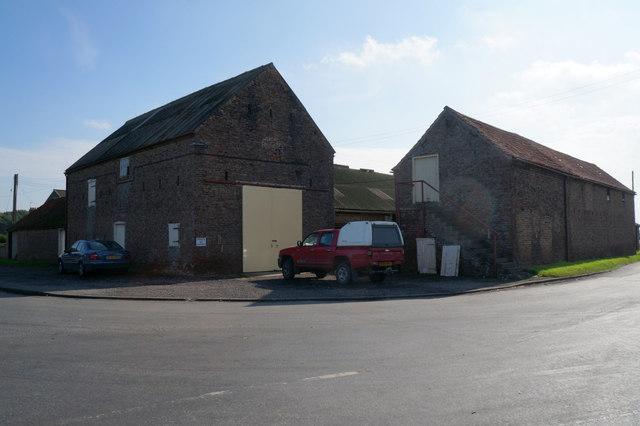 Buildings at Bridge Farm