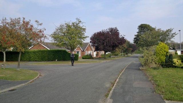 Greenfields, Nettleham